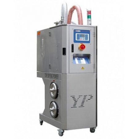 Multi-function dehumidifying dryer - Multi-function dehumidifying dryer for maintaining plastic drying.