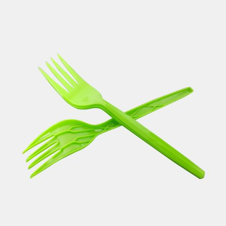 High Speed Injection Molding Machine Product-Plastic Fork and Plastic Spoon