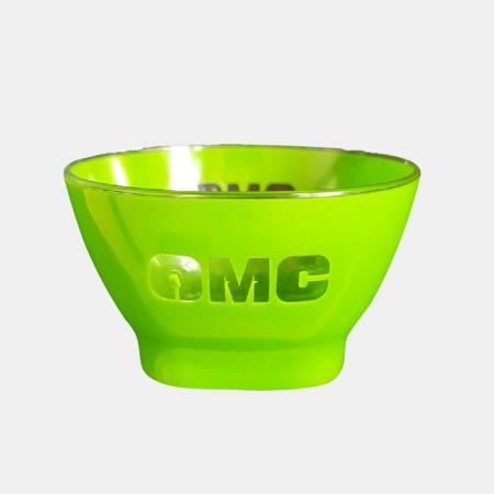 Plastic injection molding machine processed product - Two color cup bowl.
