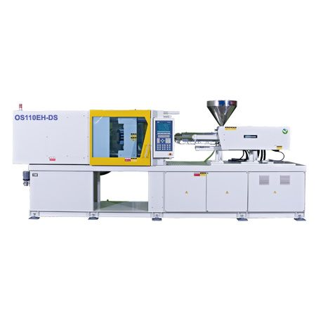 The Top Unite launches a series of small injection molding machines range from 50ton to 140ton.