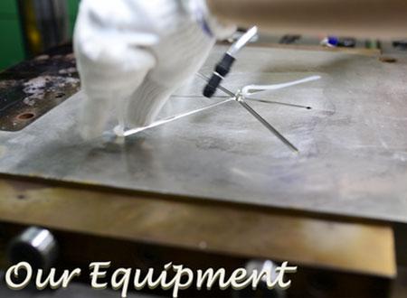 JanHuei bestellte weiterhin neue Ausrüstung, um Effizienz und Qualität zu verbessern.