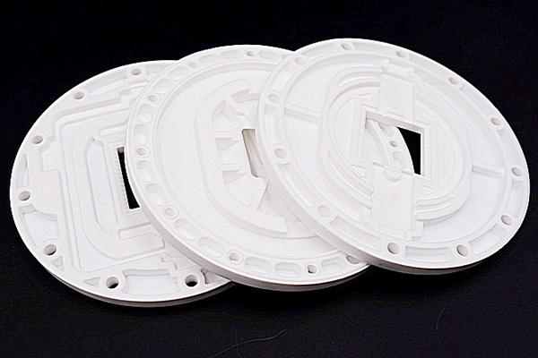 此款應用於LED路燈之隔熱墊。