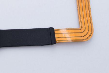 FPC avec silicone - Type C, FPC avec silicone