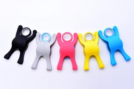 Customized Silicone Holder - Mobile Phone Holder.