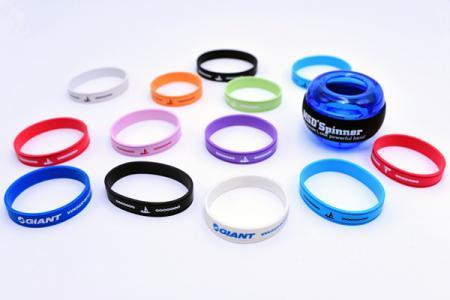 Customized Silicone Bracelet, Silicone Necklace - Customized Silicone Bracelet.