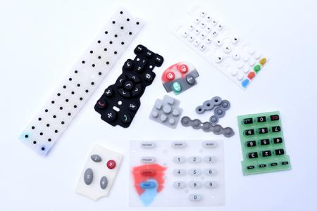 Conductive Silicone Rubber - Silicone Rubber Keypads.