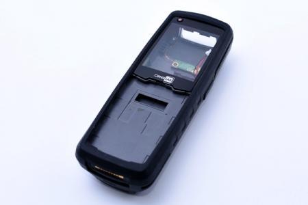 Étui de protection en silicone - Étui de protection en silicone à combiner avec Snap-Fit