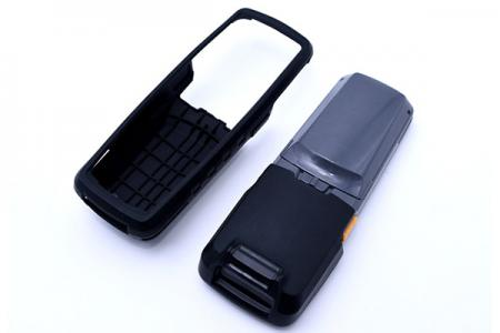 Customized Silicone Rubber Protective Case for 2D Barcode Scanner.