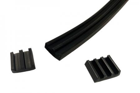 The silicone strip made by Jan-Hui.