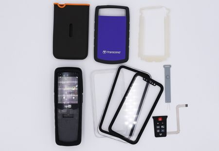 Silicone with Electronic Parts - Silicone with Electronic Accessories