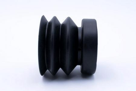 Dust-proof rubber telescopic accessories for optical lenses.