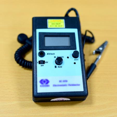 靜電測試儀器