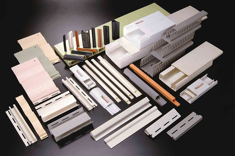 Various Kind of Plastic Profile Design
