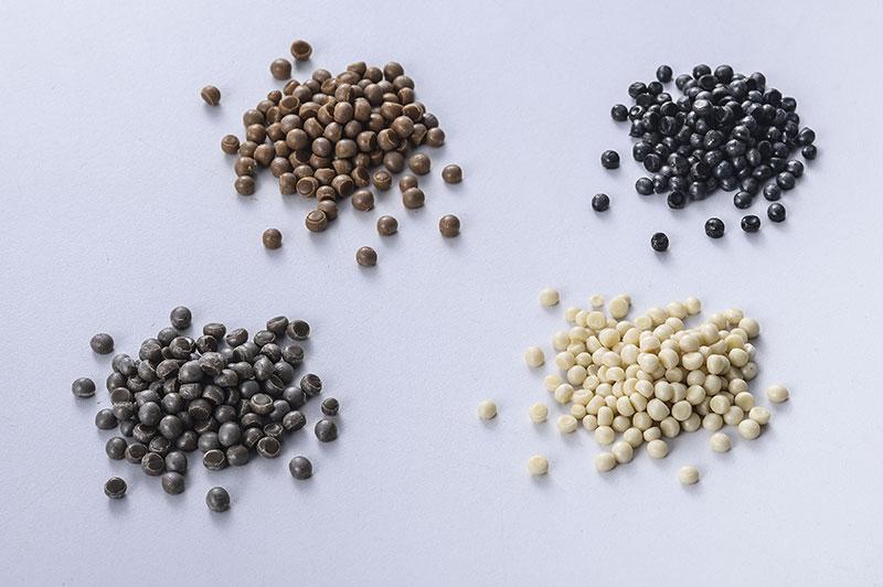 各種塑膠原料染色製粒 / 色母粒製粒 / 新料混鍊製粒