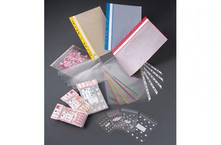 For PP Stationary Film / PVC Medical Bag…etc.