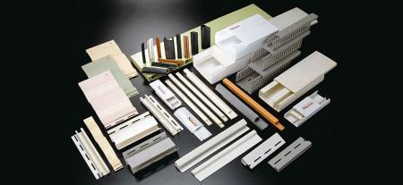 各種異型材成品,設計多樣,用途廣泛。