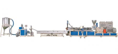 Гранулятор стренгового типа - Экструзия гранулирования стренгового типа