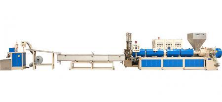 Strand Type Recycling Machine - Strand Type Pelletizing Extrusion