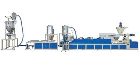 超臨界澱粉改質製粒機 - 超臨界澱粉改質製粒機