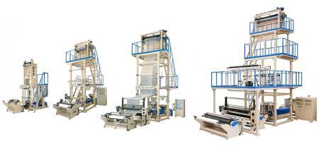 Co-extrusion design machine photo