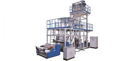 Up Forward Type Blown Film Extrusion - Up Forward Type Blown Film Extrusion