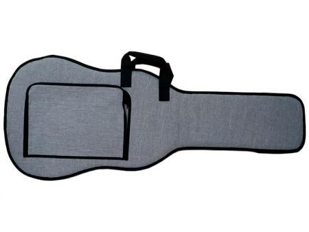 حقيبة جيتار مقاس 38-41 بوصة مع مبطن بالفوم 20 مم - محمولة باليد أو على ظهرك.