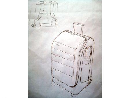 拉桿袋 - 專業 OEM/ODM 拉桿軟袋生產商。