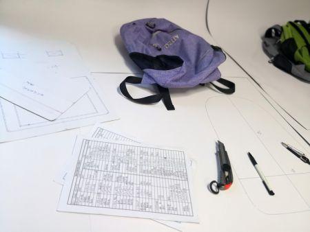Efficient sample developing team