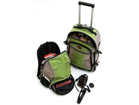 Two bags when separated.