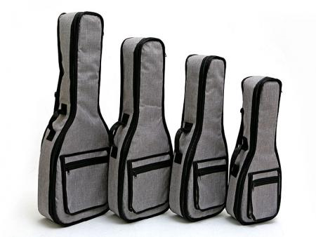 Ukulele Bag - Bag carried by hand or on your back.