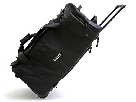 حقيبة ظهر عسكرية مقاس 27 بوصة مزودة بعجلات - حقيبة خارجية مقاس 27 بوصة قابلة للتوسيع على عجلات