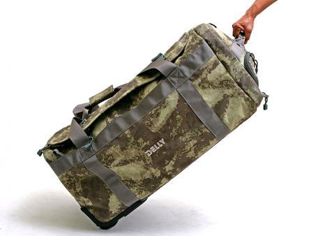 حقيبة درفلة خارجية مقاس 29 بوصة قابلة للتعديل - حقيبة خارجية قابلة للطي على عجلات.
