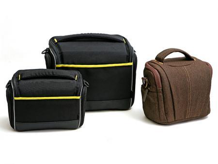 حقيبة الكاميرا - حقيبة كاميرا رقمية بأحجام مختلفة.