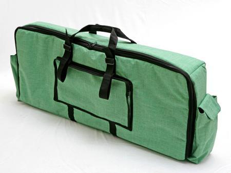 61 ملاحظة حقيبة لوحة مفاتيح خفيفة الوزن - حملها على جانبك أو باليد.