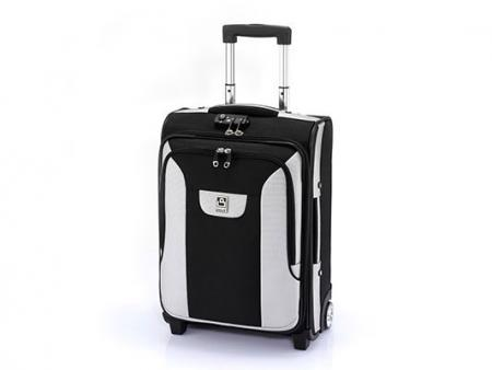 """20"""" Carry-On Baggage - Carry-on luggage with laptop pocket."""