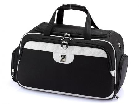 Travel Bag with Shoe Pocket - Separate Shoe Compartment