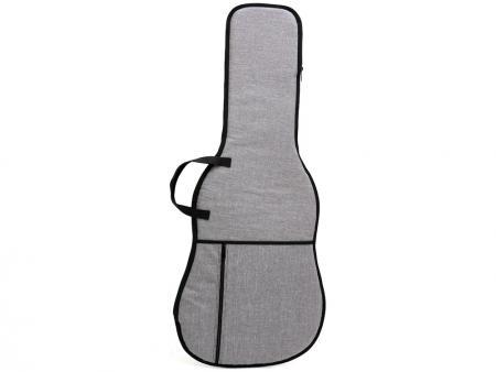 حقيبة جيتار مقاس 38-41 بوصة مع مبطن بالفوم مقاس 15 مم - الكل في واحد حقيبة الغيتار الاقتصادية