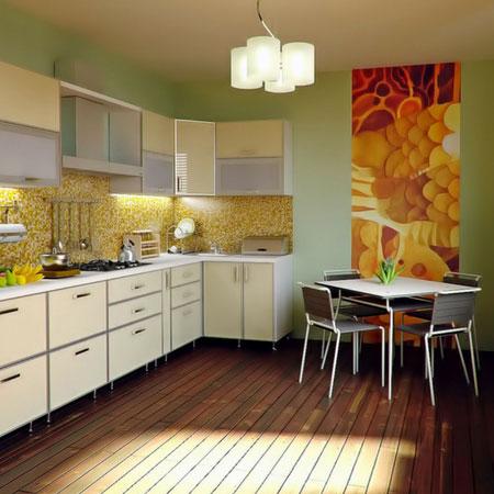تطبيقات PVC في البناء والتصميم الداخلي للمنزل