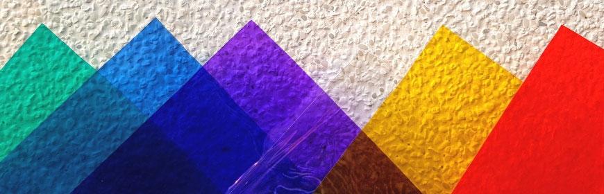 客製化透明有色PVC軟質膠布