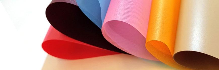 軟質塑膠布-客製化顏色和壓紋
