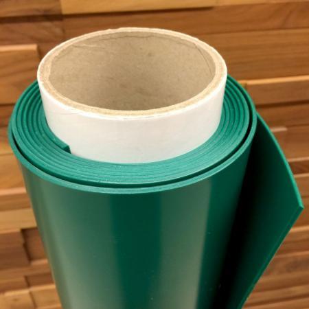 ورقة PVC سميكة مغلفة ملونة - لفات الأغطية البلاستيكية الملونة الثقيلة