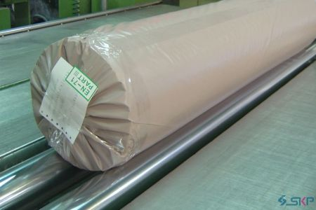 1. Standard Packaging: Wrap with Opaque PVC Sheets