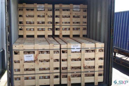 11. Cutie de lemn suspendată
