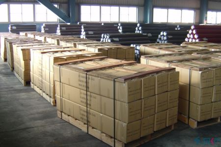 6.Pallets with Cartons