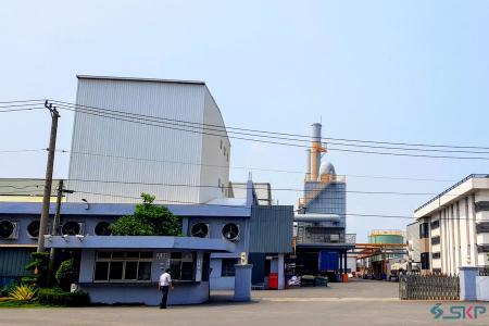 Planta principală pentru foi flexibile din PVC_Shih Kuen Plastics
