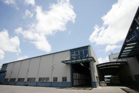 مصنع شيه كوين الثاني للبلاستيك