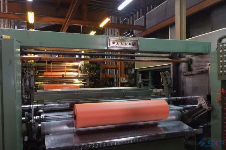 بكرات صفائح PVC_Shih-Kuen Plastics