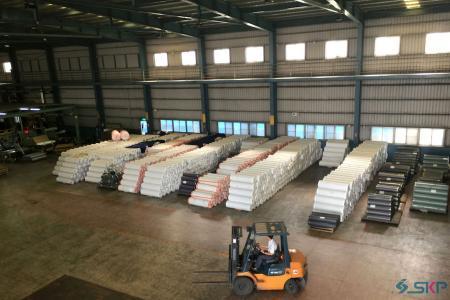 التحكم في مخزون ورقة PVC_Shih Kuen Plastics