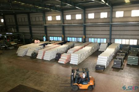 PVC Sheet Inventory Control_Shih Kuen Plastics