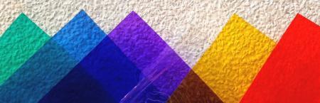透明PVC膠布 - 客製化透明有色PVC軟質膠布